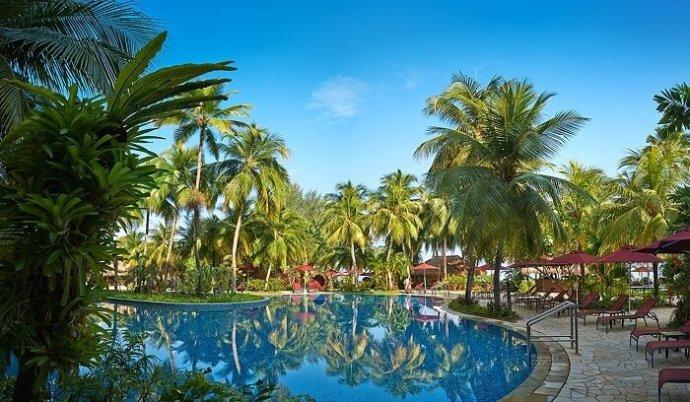 The family friendly facilities at Park Royal Hotel Penang, Malaysia on Batu Ferringhi beach.