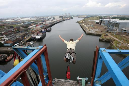 Bungee Jumping in Middlesbrough