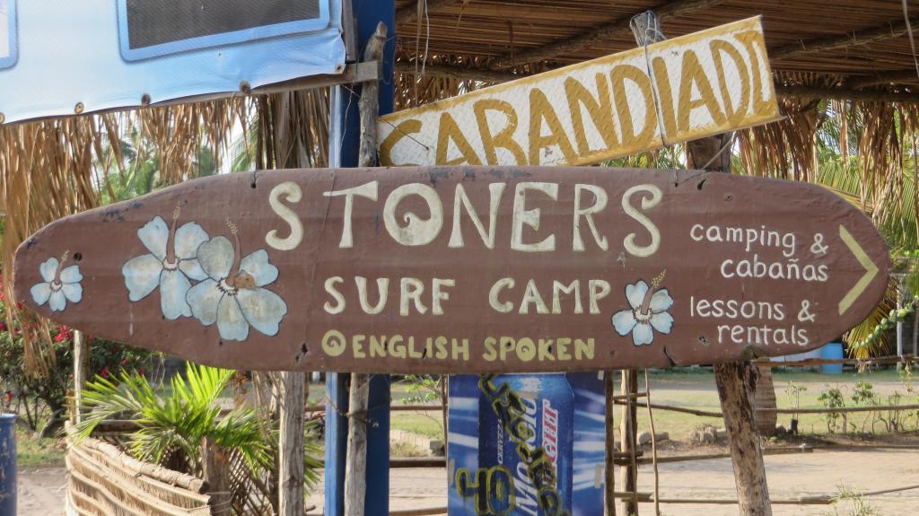 San Blas surf camp