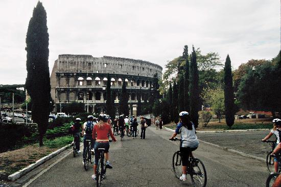 cycling in rome 2
