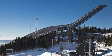 Ingierkollen Alpine Center