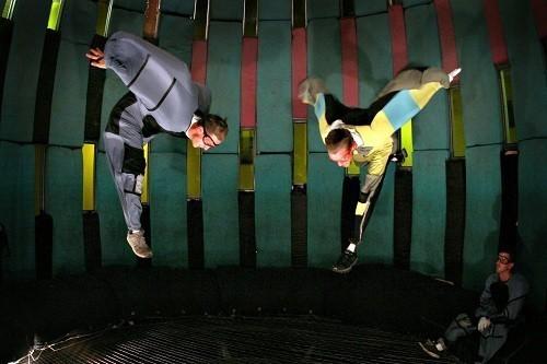 Flyaway Indoor Skydiving Shoot