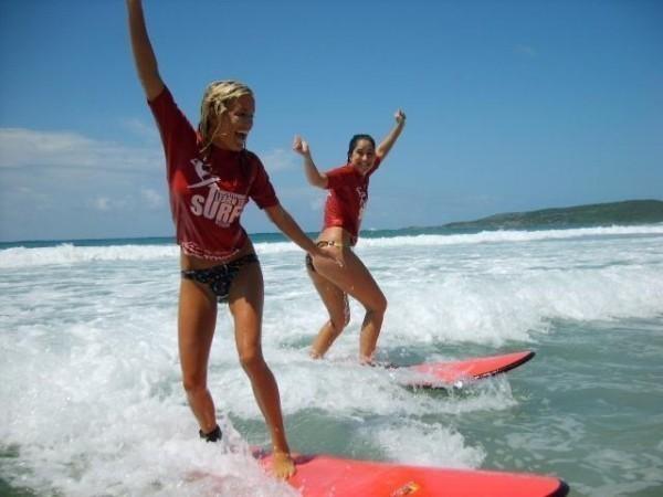 Port Stephens Surfing