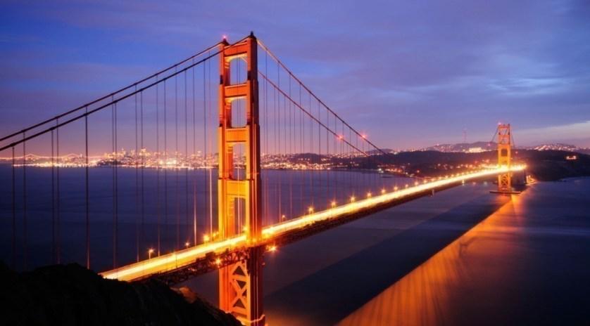San Francisco Golden Gate Bridge Tour