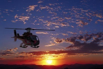 Grand Canyon Sunset Helicopter Ride