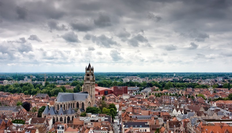 Historical Tour In Bruges 3