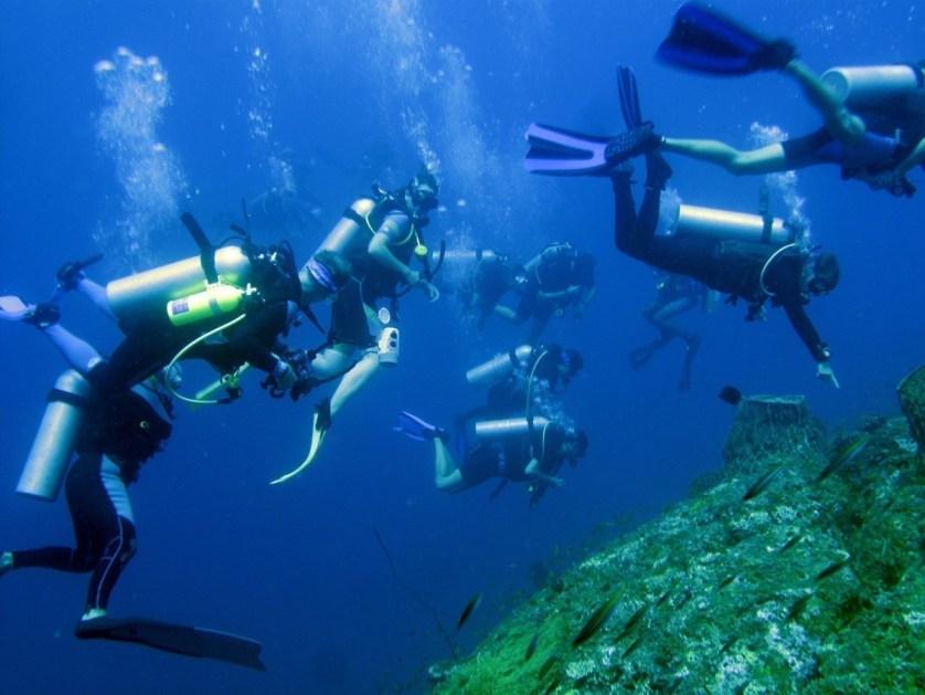 Pondicherry scuba diving 2