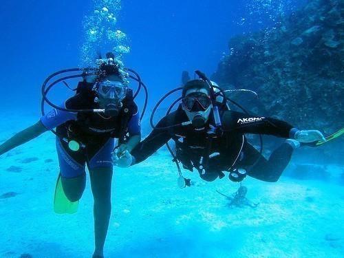 Seychelles scuba diving 2