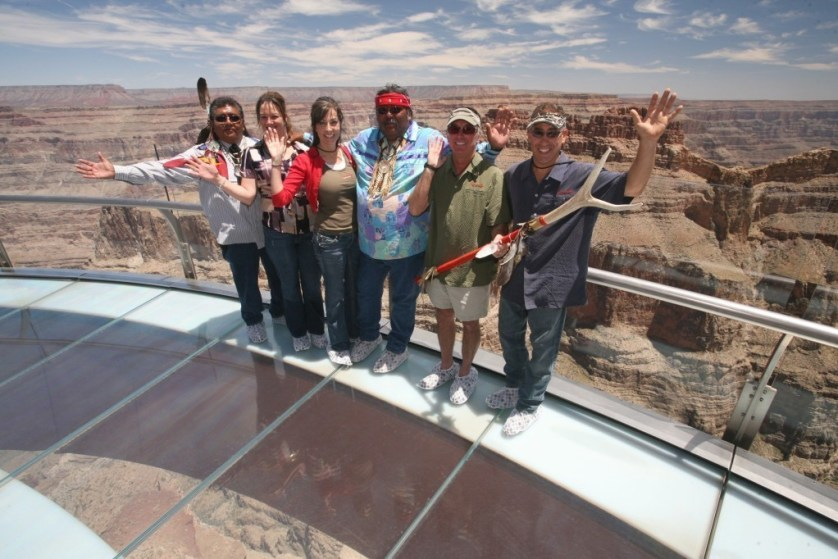Skywalk Grand Canyon Express Helicopter Tour