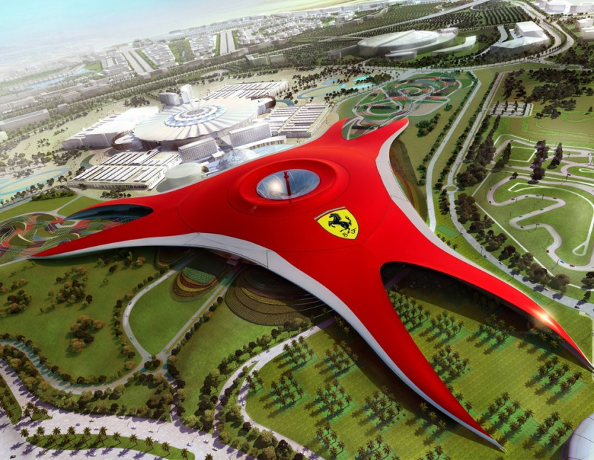 Fastest Roller Coaster – Abu Dhabi