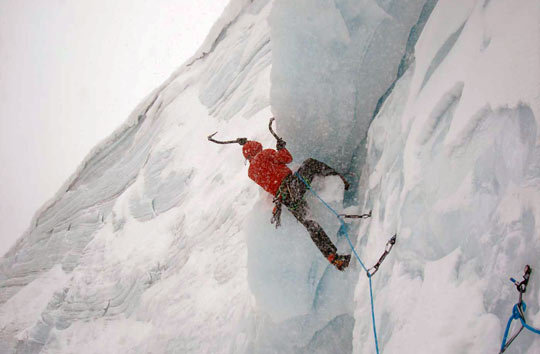 Ice Climbing – Canadian Rockies