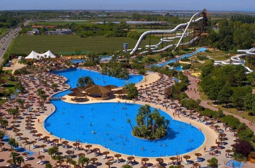 Aqualandia Water Park