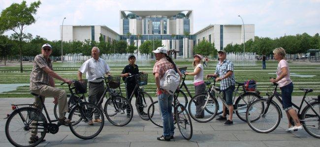 Bicycle Tour Berlin