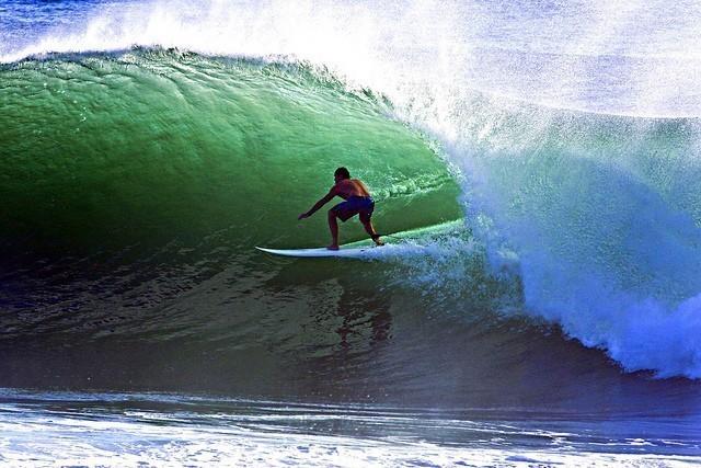 California surfing culture