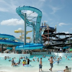 The Best Water Parks In Texas