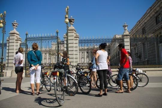 madrid biking tours