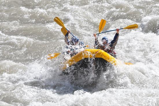 mendoza argentina white water rafting