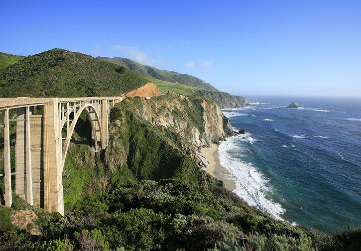 Bixby Creek Bridge – Big Sur