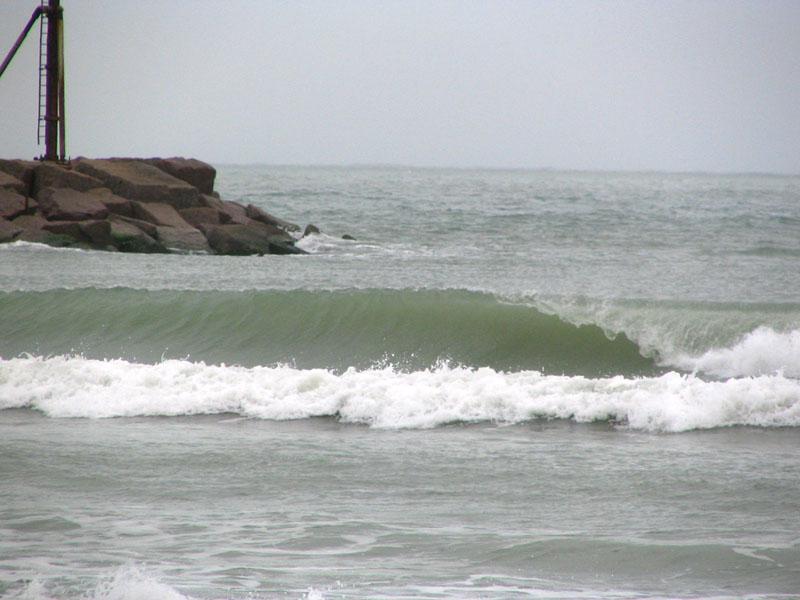 Boca Chica Surfing