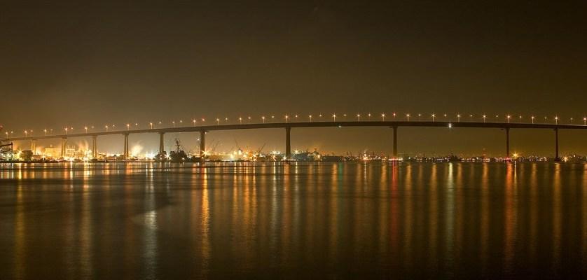 Coronado Bridge – San Diego