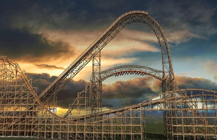 Goliath – Six Flags Great America – Illinois