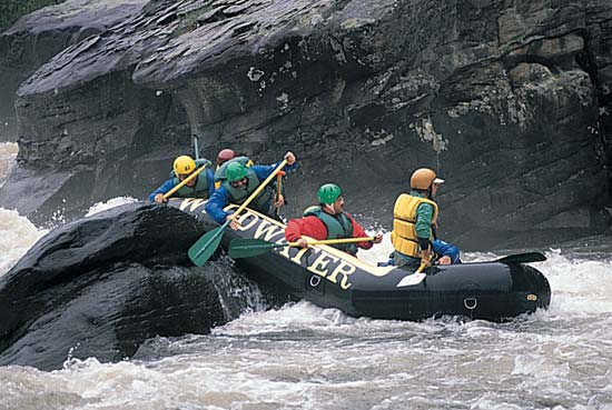 Gauley River, West Virginia