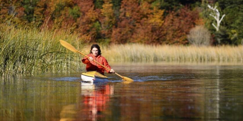 Parana Delta Kayaking