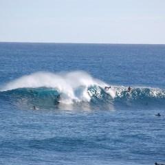 Surfing In Kauai, Hawaii