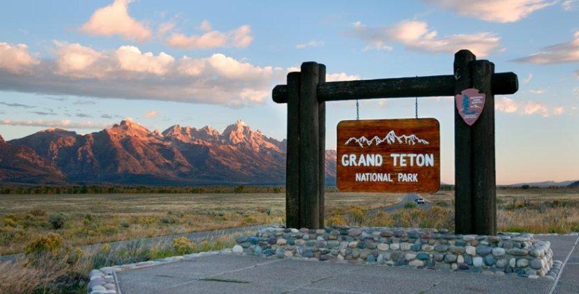 Grand Teton Campgrounds 2