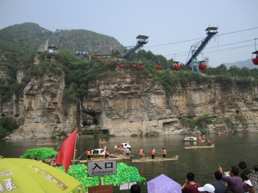 Shidu Bungee Jumping Center