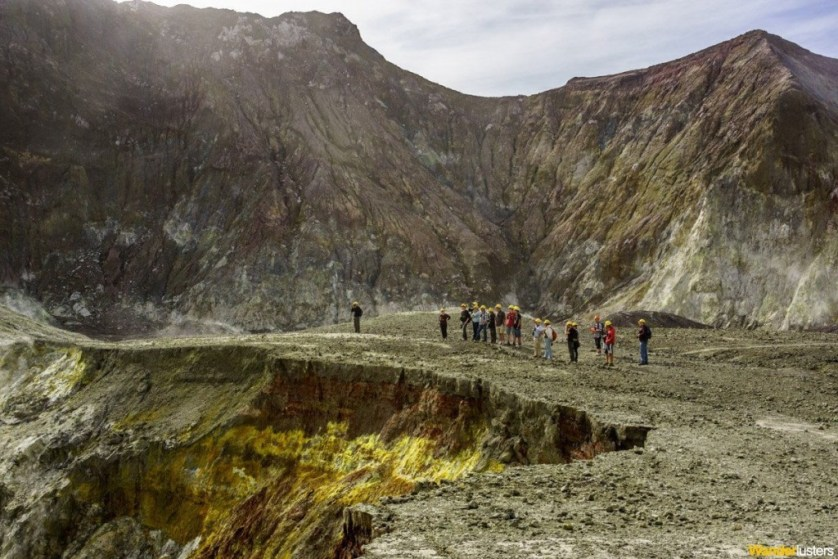 El Hoyo Volcano Hiking