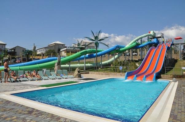 Koktebel Water Amusement Park – Koktebel