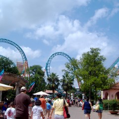 Check Out The Texas Theme Parks You Want To Visit