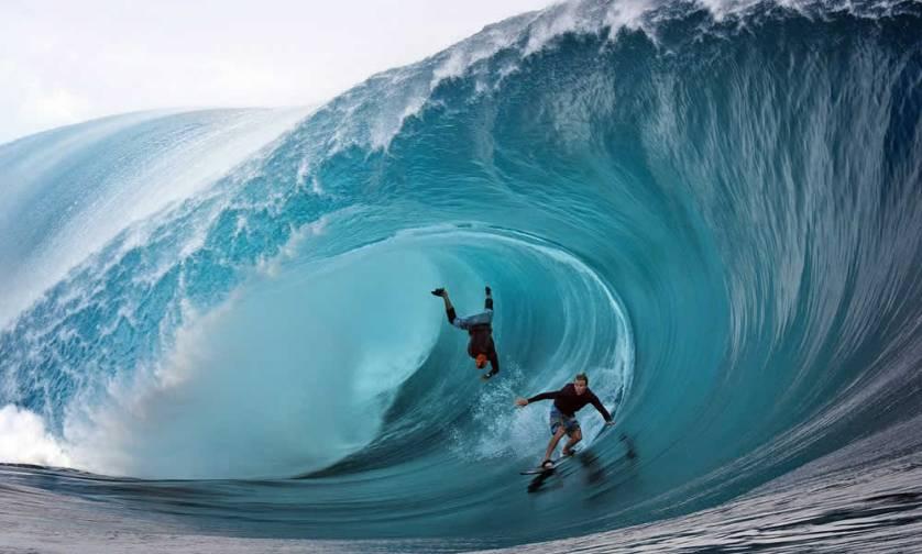 hi wave surfing portugal