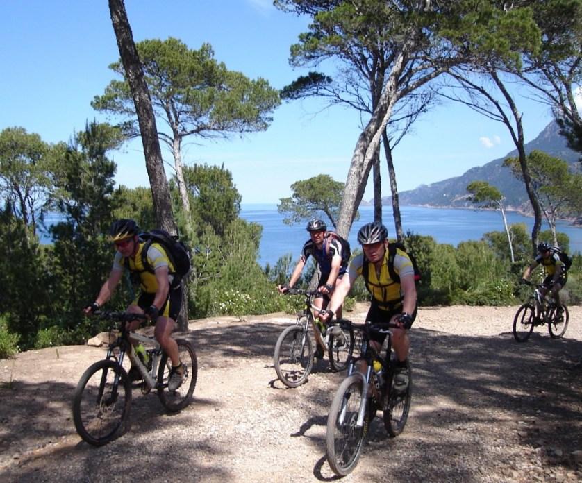 mallorca mountain biking