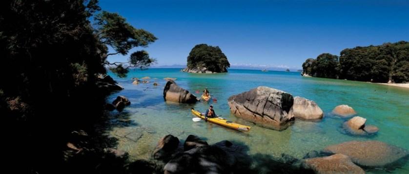 Abel Tasman National Park Kayaking