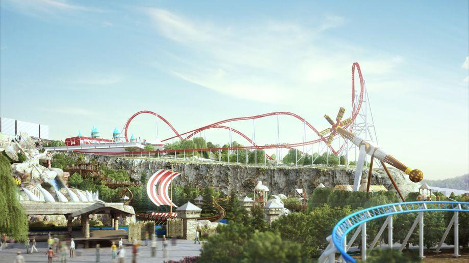 Vialand Theme And Entertainment Park