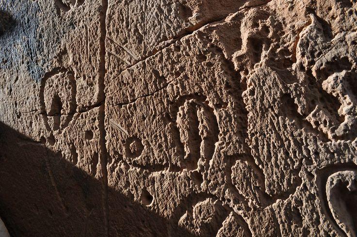Hickison Petroglyphs Ancient Rocks