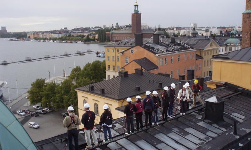 Stockholm Rooftop Tours