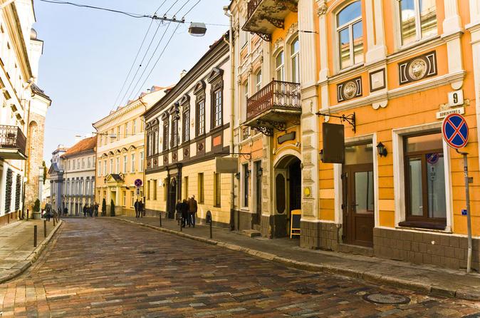 Vilnius Food Walking Tours