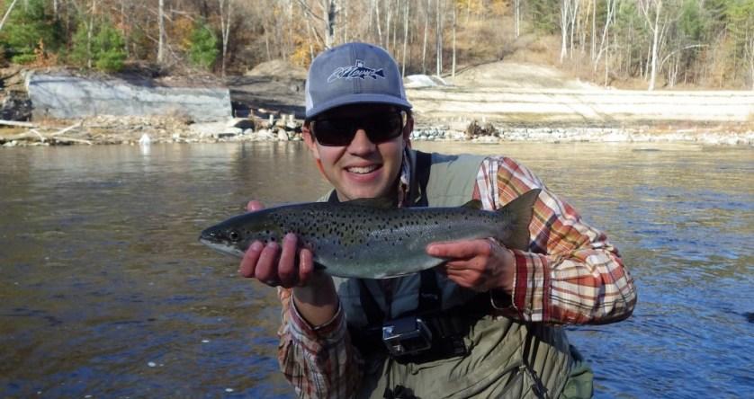 Adirondacks Fall Fishing