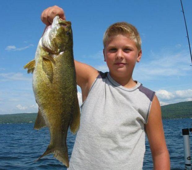 Capital Region Fall Fishing