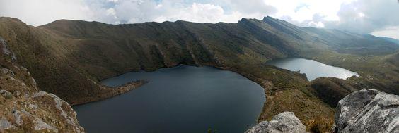 Siecha Lakes