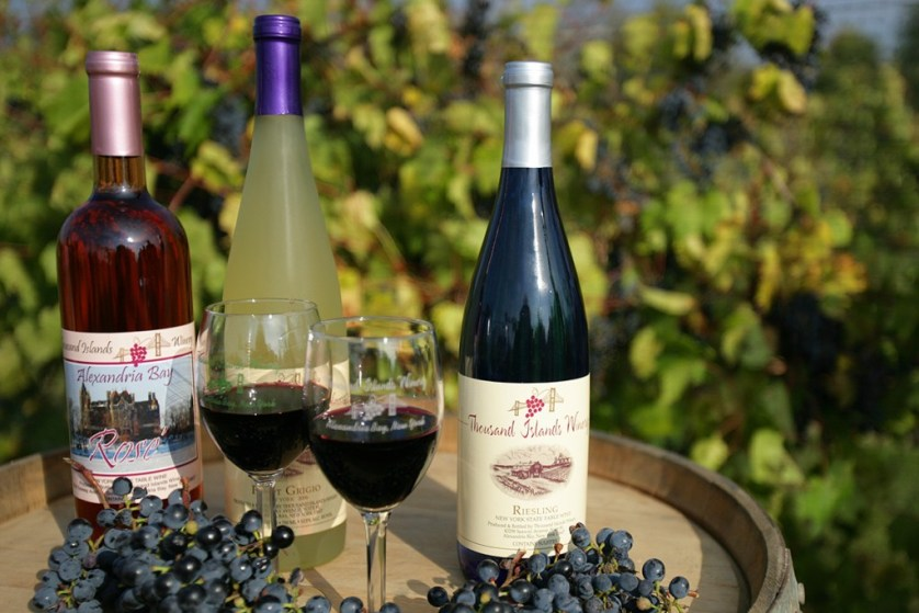 Thousand Islands Winery Tours