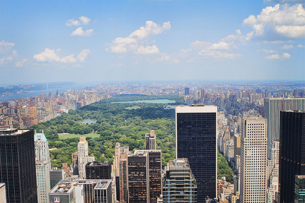 Top Of The Rock – New York City