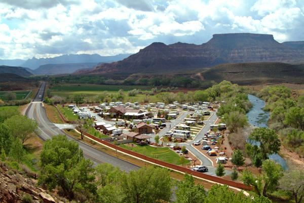 Zion River Resort – Virgin, Utah