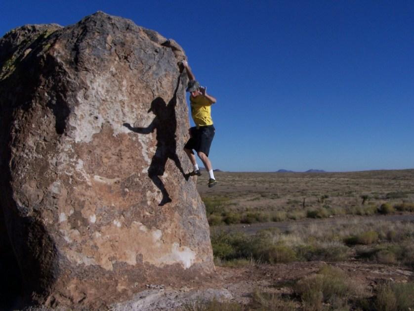 mexico rock climbing
