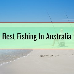 Best Fishing In Australia