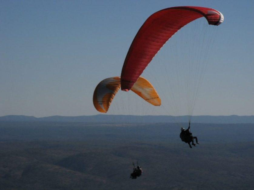 La Cumbre Paragliding