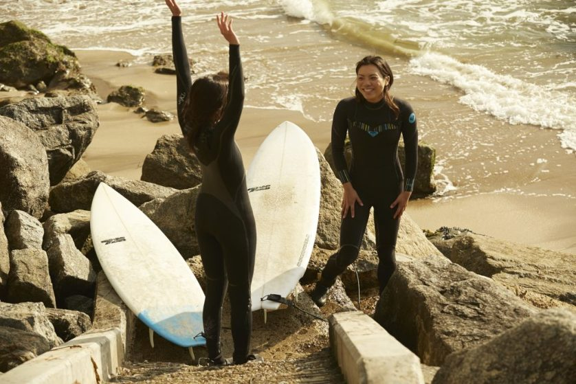surfer travel